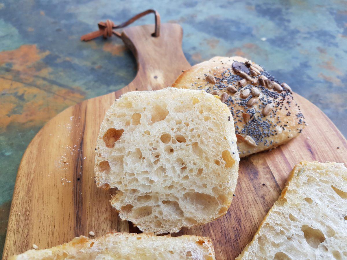 Nachgebacken: Brotpassion Beginners Brötchen