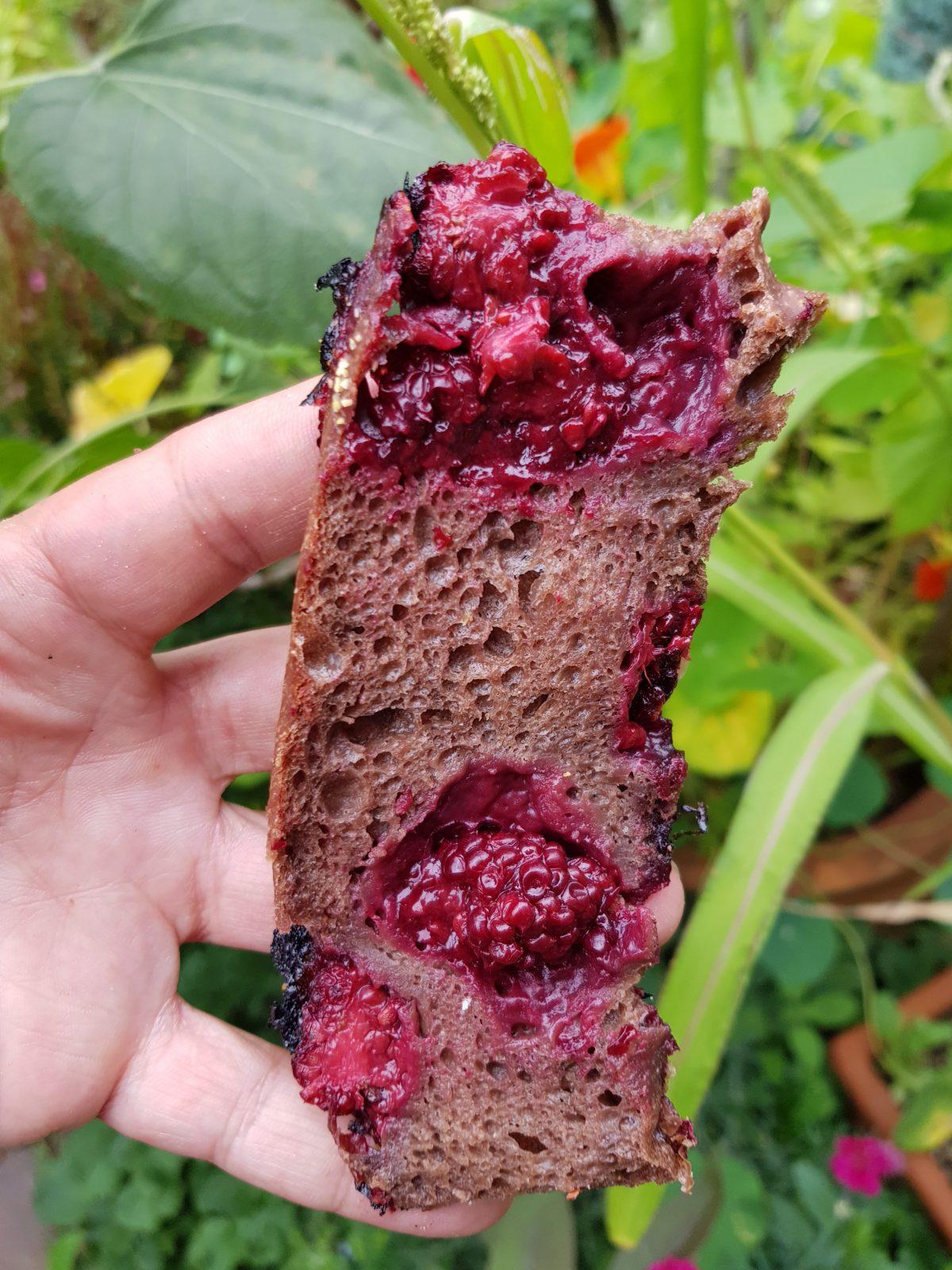 Weitere Schokoladen Fougasse Variationen